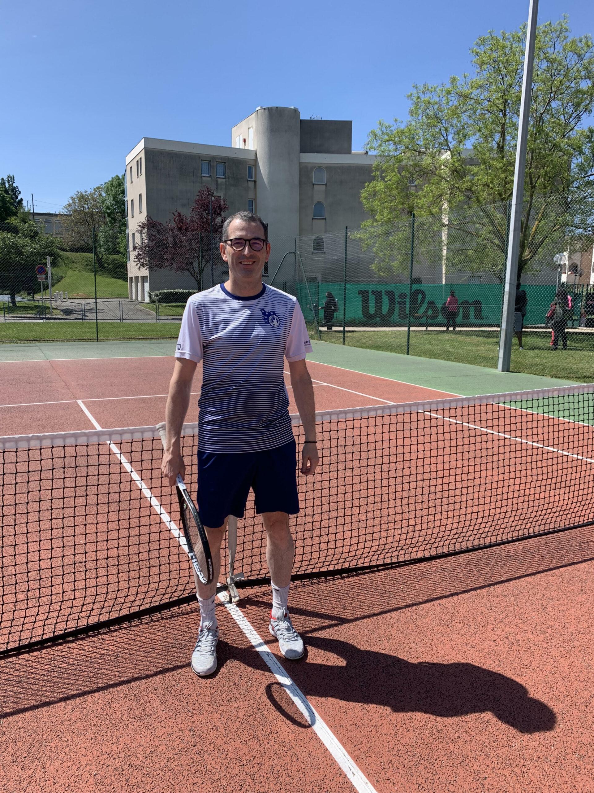 Tennis bourg les Valence