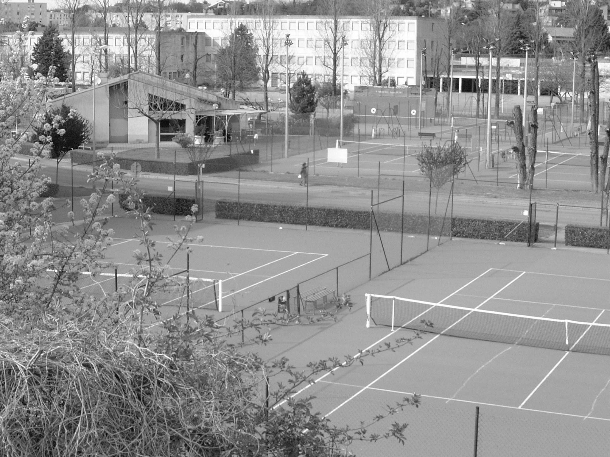 Histoire du tennis club de bourg les valence